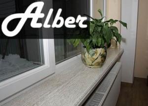 Podokonnik-Alber